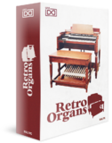 UVI Retro Organs