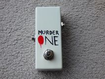 Vein Tap Murder One