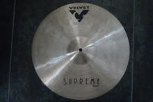 Velvet Cymbals Supreme Crash 16