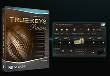 VI Labs True Keys : Pianos