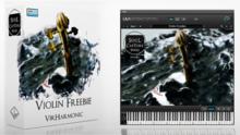 Virharmonic Violin Freebie