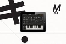 Voger Design Moderna Synth Ui Kit