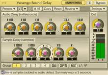 Voxengo Sound Delay [Freeware]