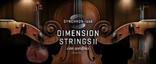 VSL (Vienna Symphonic Library) Synchron-ized Dimension Strings II