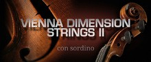 VSL (Vienna Symphonic Library) Vienna Dimension Strings II