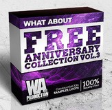 W.A. Production Free Anniversary Collection Vol. 3