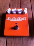 Wampler Pedals Analog Delay Echo