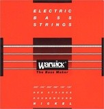 Warwick Red Strings Nickel Plated Steel