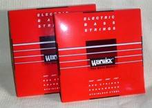 Warwick Red Strings Roundwound Stainless Steel 45/105
