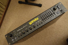 Warwick WP 3 - 7 BASS PREAMP