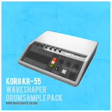 waveshaper Kr55 - Retro Electro Punch