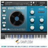 waveshaper Vinyl Toolkit