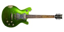 Wild Customs Baroness lime green candy relic