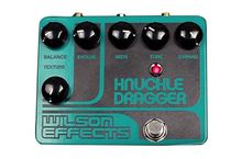 Wilson Effects Knuckle Dragger