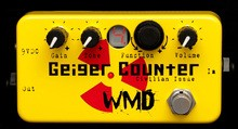 WMD Geiger Counter Civilian Issue Bass Mod