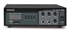 Work Pro PA 40/2 USB