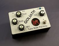 WR Amplifying Goliath Tube Bass Pre-Amp