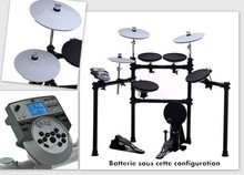 XDrum Professional DD-516bk