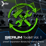 Xfer Records Serum Toolkit Vol. 1