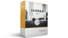 XLN Audio AD2 ADpak Fairfax Vol. 1