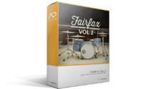 XLN Audio AD2 ADpak Fairfax Vol. 2