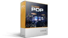XLN Audio AD2 ADpak Studio Pop