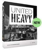 XLN Audio AD2 ADpak United Heavy