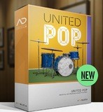 XLN Audio AD2 ADpak United Pop