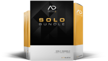XLN Audio Addictive Drums 2 Solo Bundle