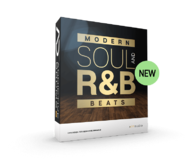 XLN Audio Modern Soul and R&B Beats MIDIpak