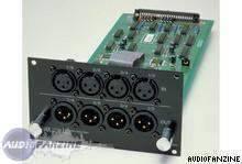 Yamaha CD8-AE digital I/O card