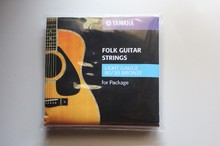 Yamaha Folk guitar strings Light gauge 80/20 bronze