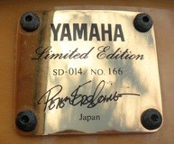 "Yamaha SD014 Peter Erskine Snare 14x4"""