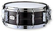 Yamaha SD455AMK Snare