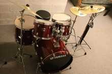 Yamaha stage custom all birch shell