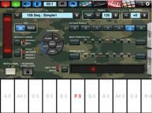Yamaha Synth Arp & Drum Pad