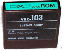 Yamaha VRC-103