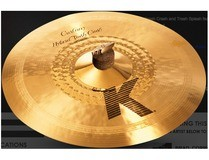 Zildjian K Custom Hybrid Trash Crash 15