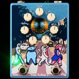 Zvex Abbey Road 50th Anniversary Fuzz Factory 7