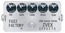 Zvex Fuzz Factory USA Vexter