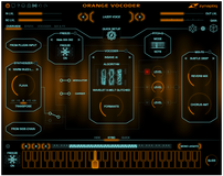 Zynaptiq Orange Vocoder 4