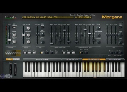 112db Morgana