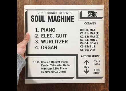 12-Bit Crunch Soul Machine