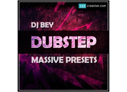 123creative DJ Bey Dubstep Massive presets