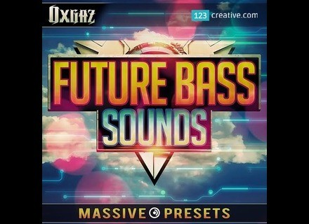123creative Future Bass Sounds - Massive presets