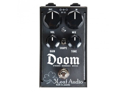 3leaf audio You're Doom
