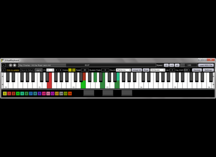 4drX VirtualKeyboard