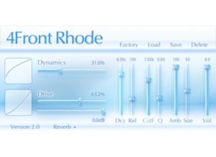 4Front 4Front Rhode v2