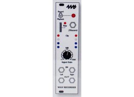 4MS Pedals WAV Recorder
