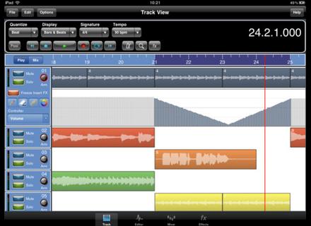 4Pockets Audio Meteor Multitrack Recorder